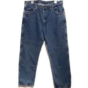 wrangler jeans regular  fit 36x29